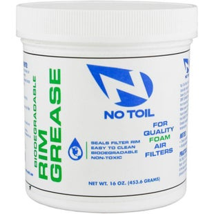 No Toil Filter Rim Grease 16oz Tub Air Filter Grease - ilter Rim Grease 16oz Tub