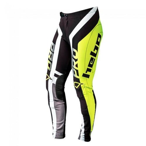 Hebo PANT PRO 18 LIME Motocross Pants - LIME