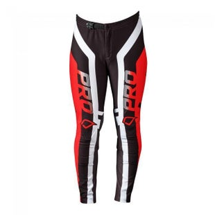 Hebo PANT PRO 18 RED Motocross Pants - Red