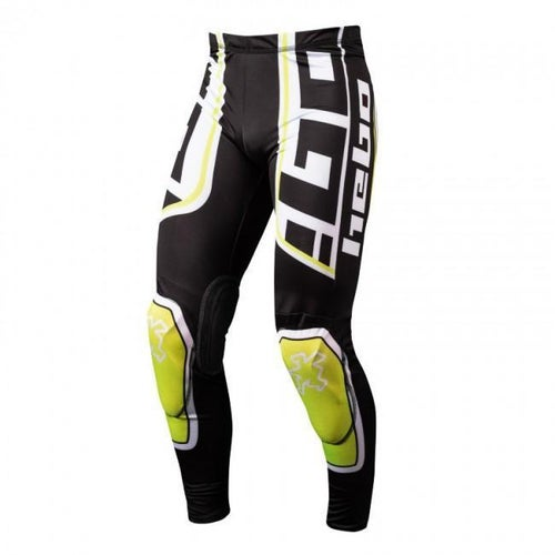 Hebo PANT RACE MX Broek - Yellow