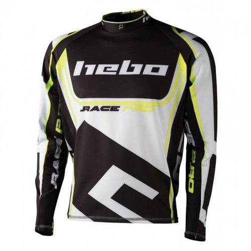 Hebo SHIRT RACE MX Trui - Yellow