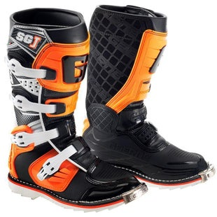 Gaerne Boots SGJ YOUTH Motocross Boots - Orange Black
