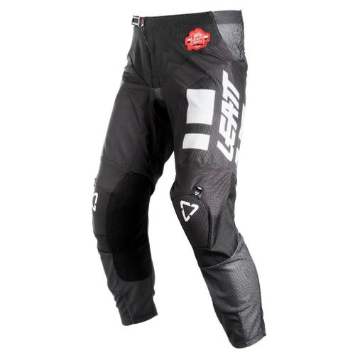 Leatt GPX 4.5 Motocross Pants - Black White