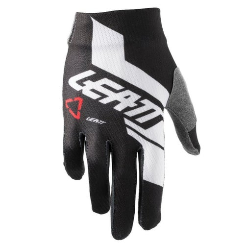MX Glove Leatt GPX 1.5 - Black White