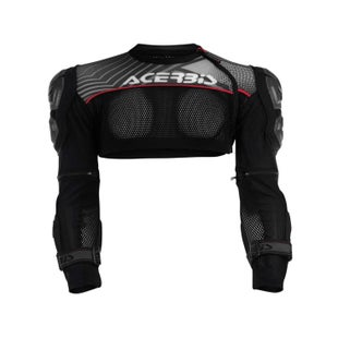 Acerbis Roost Deflectors Cosmo Jacket 20 Body Protection - Black Red