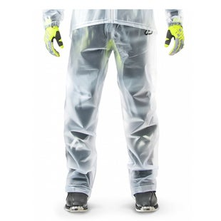 Acerbis Transparent 30 Rain Pants Waterproof Pant - Clear