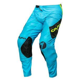 Seven 181 Zero Flite Motocross Pants - Black Blue