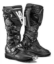 Sidi X3 Xtreme Motocross and Enduro Boots Motocross Boots - Black