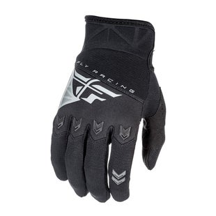 Fly F16 MX Motocross Gloves - Black Black