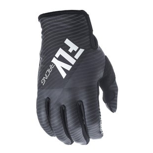 Fly 907 MX Motocross Gloves - Black
