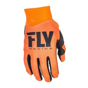 Fly Pro Lite MX Motocross Gloves - Orange