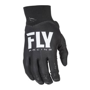 Fly Pro Lite MX Motocross Gloves - Black