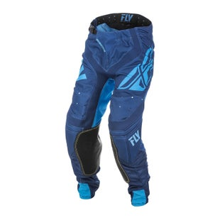 Fly Lite Hydrogen MX Motocross Pants - Blue Navy