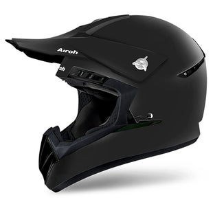 Airoh Switch Motocross Helmet - Matt Black