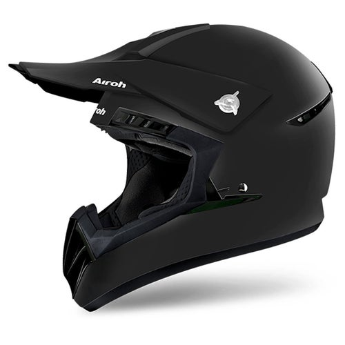 Kask MX Airoh Switch - Matt Black