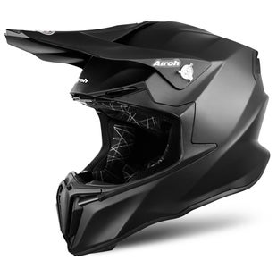 Airoh Twist Motocross Helmet - Matt Black