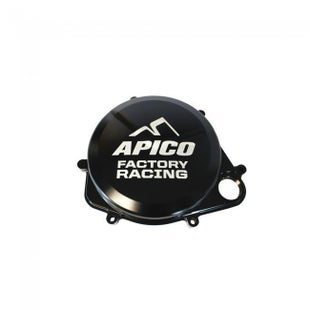 Apico Clutch Cover Honda CRF450Rand CRF450RX 2017 Clutch Cover - Black