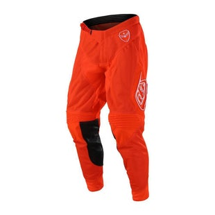 Troy Lee SE AIR Solo MX Motocross Pants Motocross Pants - Orange