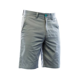 Seven Casual 181 Chino Short Shorts - Grey