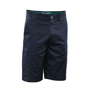 Seven Casual 181 Chino Short Shorts - Navy
