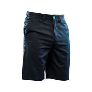 Seven Casual 181 Chino Short Shorts - Black
