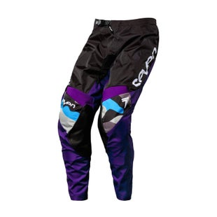Seven 171 Annex Soldier Motocross Pants Motocross Pants - Purple Camo