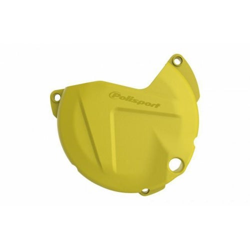 Polisport Plastics Clutch Cover Protector KTM XCW125 Clutch Cover - Yellow