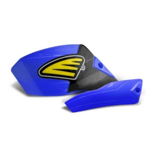 Cycra Ultra Pro Bend Low Cover Replacement MX Handguard Spares - Blue