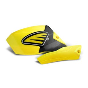 Cycra Ultra Pro Bend Low Cover Replacement MX Handguard Spares - Yellow