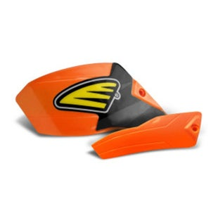 Cycra Ultra Pro Bend Low Cover Replacement MX Handguard Spares - Orange
