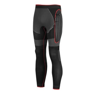 Acerbis XFit Riding Pants Motocross Body Protection - Black Red