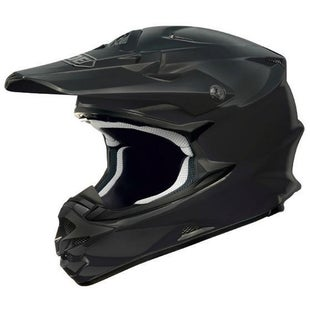 Shoei VFXW Motocross and Enduro Helmet Motocross Helmet - Black