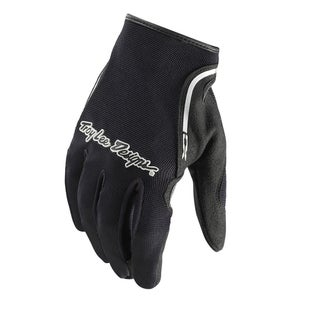 Troy Lee XC Motocross Gloves - Black