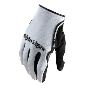 Troy Lee XC Motocross Gloves - White