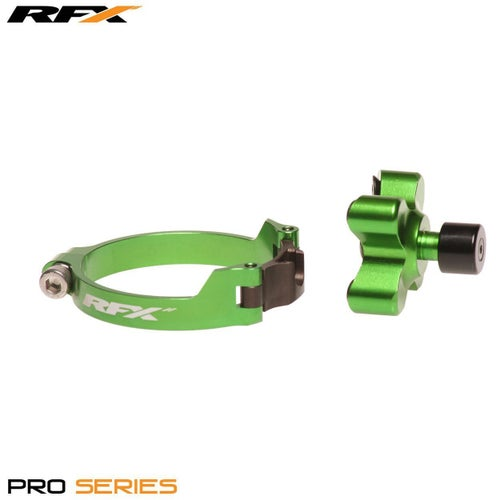 RFX Pro Series Launch Control Yamaha YZ85 0216 Holeshot Launch Control - Green