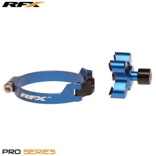 RFX Pro Series Launch Control Husaberg FE FC 125650 0916 Holeshot Launch Control - Blue