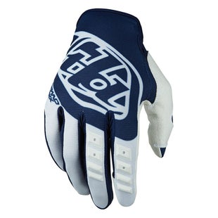 Troy Lee YOUTH GP Motocross Gloves - Navy