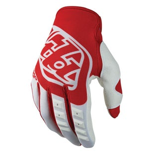Troy Lee GP Motocross Gloves - Red