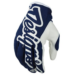 Troy Lee SE Pro Motocross Gloves - Navy