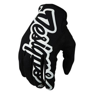 Troy Lee SE Pro Motocross Gloves - Black