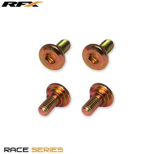 RFX Kit Front Suzuki RMZ450 05 Brake Disc Bolt - Multi