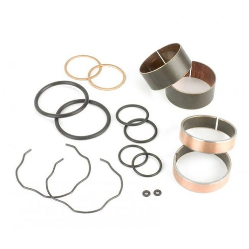 All Balls Fork Bushing Kit 48mm Suzuki RM125 05 Fork Bushing Kit - Silver