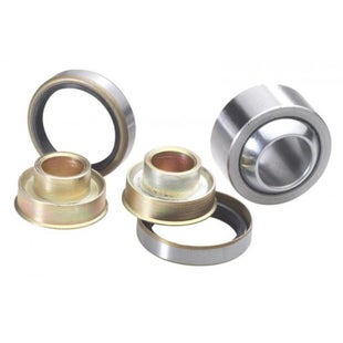 All Balls Rear Shock Bearing Kit Upper Honda XR650 00 Upper Shock Bearing Kit - Silver