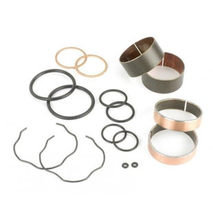 All Balls Fork Bushing Kit Suzuki RM125 01 , Fork Bushing Kit - Silver