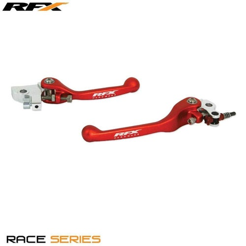 RFX Race Forged Flexible Lever Set KTM SX85 0312 Flexi Lever Set - Orange