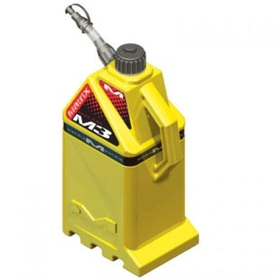 Fuel Can And Refueling Matrix M3 Worx Utility Fuel Can - Yellow