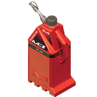 Fuel Can And Refueling Matrix M3 Worx Utility Fuel Can - Red
