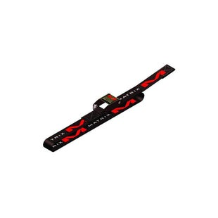 Matrix M1 Wheel Straps Tie Downs - Pair Black
