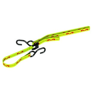"Matrix M1 Standard TieDown Tie Downs - Pair 1.0"" Yellow"