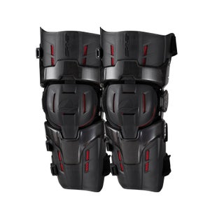 EVS Adult RS9 PRO Knee Braces Knee Brace - Black Red